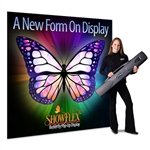 ShowFlex Butterfly Folding Pop Up Display