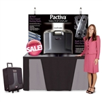Pactiva Table Top Display