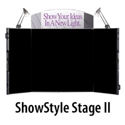 ShowStyle Stage II Briefcase Display