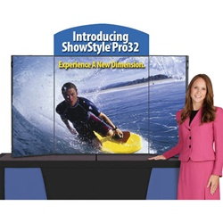 ShowStyle Pro32 Briefcase Display