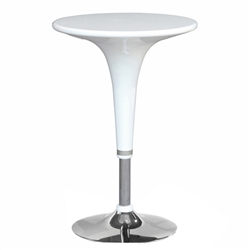 Modern Bar Height Meeting Table