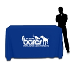 Blank Demonstration Table Cover