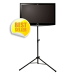 Frameworks Trade Show Mobile TV Stand