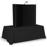 Campaign 6ft PopUp Table Top Display