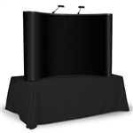 Campaign 8ft PopUp Table Top Display
