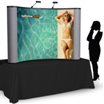 Campaign 8ft PopUp Table Top