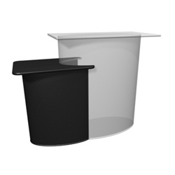 SOLO Wing 700SQ; add-on side counter