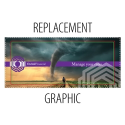 Impact! 120ft Tension Fabric Replacement Graphic