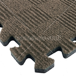 Comfort Carpet Patchwork Tile Flooring