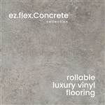 Comfort Flex Concrete Trade Show Flooring