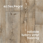 Comfort Flex Rollable Vinyl Flooring for trade shows