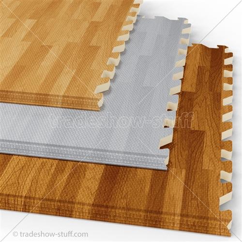 20 X 30 Comfort Tile Woods Foam Interlocking Flooring
