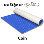 Designer Flex Coin Rollable Vinyl Floors