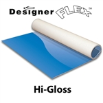 Designer Flex Hi-Gloss Rollable Vinyl Floors