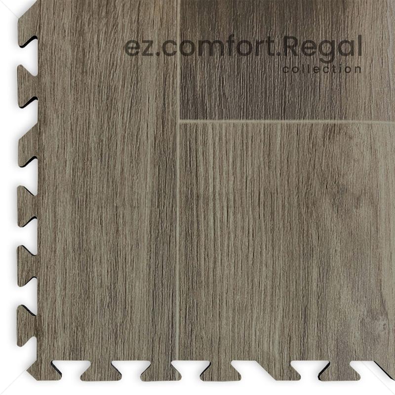 Comfort Flex Tile Vinyl Interlocking Trade Show Flooring