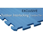 Comfort Tile Outdoor Interlocking Flooring