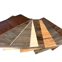 Comfort Flex Wood Grain Rollable Flooring Sample (FREE)