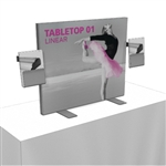 Linear Table Top Display 01