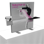 Linear Table Top Display 03