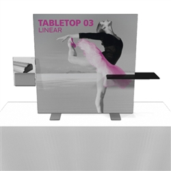 Linear Table Top Display 03 Graphics