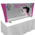 Linear Table Top Display 04