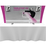 Linear Table Top Display 04 Graphics