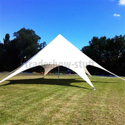 Promotional Event Star Tent 30 x 30 Canopy
