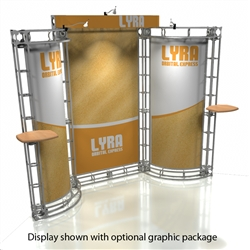 Lyra Orbital Truss Graphics