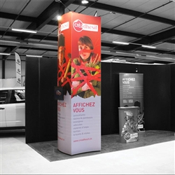 EGO Tower T5 Printed Graphics