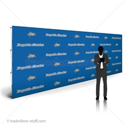 Red Carpet Banner Wall 20ft