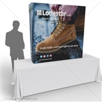 Captivate 5ft Table Top PopUp
