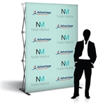 Step and Repeat 5ft Pop Up Display