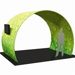 Formulate Arch Tension Fabric Display