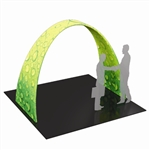 Formulate Arch 02 Tension Fabric Display