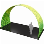 Formulate Arch 03 Tension Fabric Display