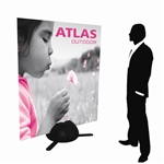 Atlas Outdoor Rigid Sign Holder