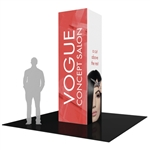 Formulate 10ft 4-sided Tower Display Kit