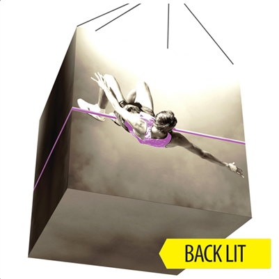 Formulate Backlit Hanging Banner