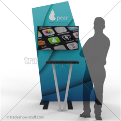 Elevate Kiosk Display