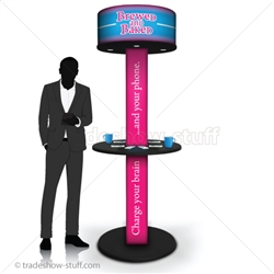 Formulate Charging Tower Station Kiosk
