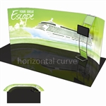 20ft Formulate (WH3) Tension Fabric Display