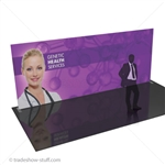 20ft Formulate (WS1) Tension Fabric Display