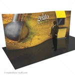 20ft Formulate (WSC2) Tension Fabric Display
