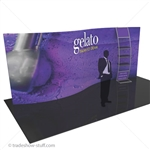 20ft Formulate (WSC5) Tension Fabric Display