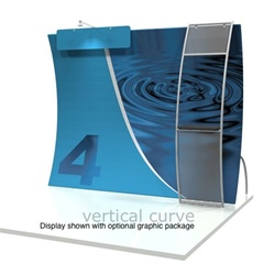 10ft Formulate (VC4) Tension Fabric Graphics