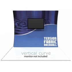 10ft Formulate (VC6) Tension Fabric Graphics