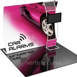 10ft Formulate (VC8) Tension Fabric Display