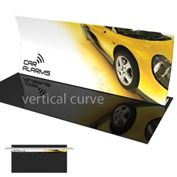 20ft Formulate (WV1) Tension Fabric Display