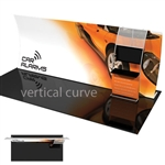 20ft Formulate (WV2) Tension Fabric Display