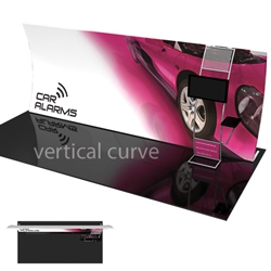 20ft Formulate (WV3) Tension Fabric Display